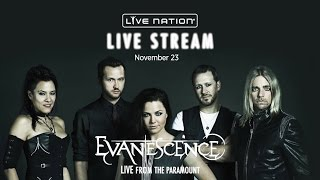 Evanescence - Live at The Paramount (Huntington, 23/11/2016) Show Completo