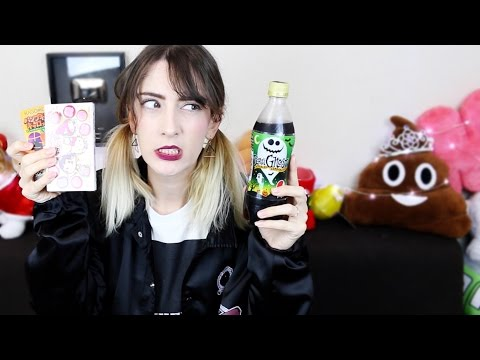 OMG JAPAN: Spooky Drinks & Kawaii Chocolate