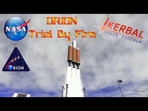 kerbal nasa orion spaceship-#43