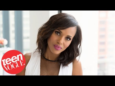 Kerry Washington Has Some Amazing Advice for Her 18 Year-Old Self