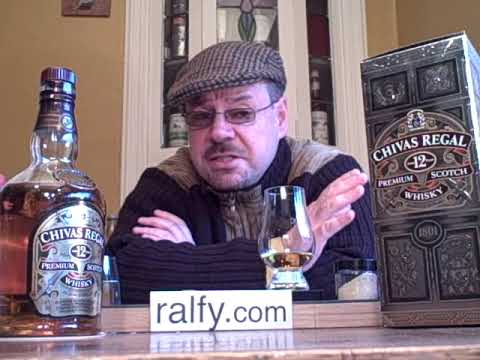 whisky review 88 - Chivas Regal 12yo Video