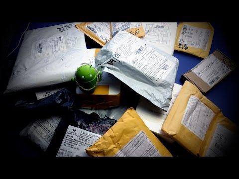 Самая большая распаковка посылок из Китая на канале, офигеть я накопил ассорти товаров