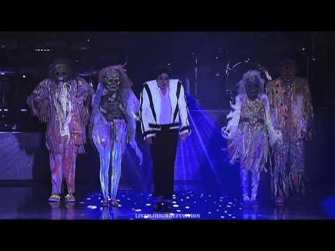 Michael Jackson - Thriller - Live Munich 1997 - Widescreen Hd video
