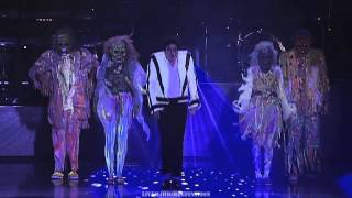 Michael Jackson - Thriller - Live Munich 1997 - Widescreen HD