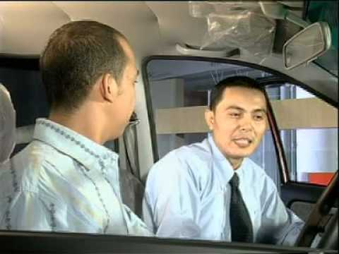 Video Training Isuzu: six position walk around.flv