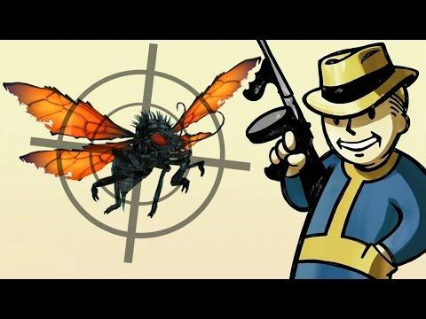 ► Тридогнайт о монстрах Fallout 4