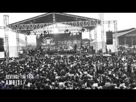REVENGE THE FATE - AMBISI (Live at B.O.A)