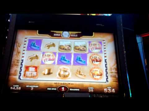 Super Monopoly Money Slot Machine WMS