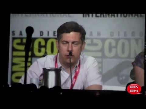 Archer TV Show San Diego Comic-Con 2011 Panel