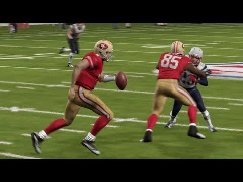 Winning with Kaepernick and the 49ers in Madden NFL 13 - Tips and Tricks