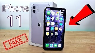 iPhone 11 Fake/Clone - [Purple] - Things Are Getting Serious!