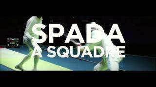 Fichera, Garozzo, Pizzo e Santarelli - Argento nella Spada a Rio 2016