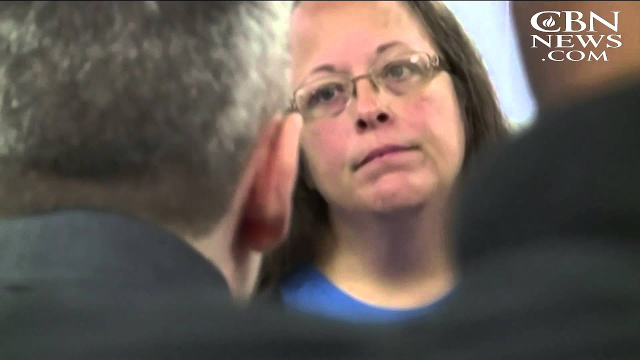 Ky. Clerk Ordered to Appear in Court Thursday