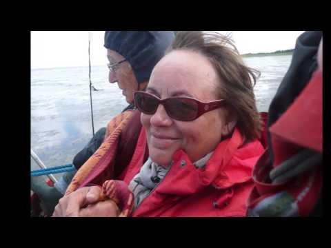1975-2016 Meine Wohnmobil-Reisen Entlang Der Deutschen Nordsee-Küste