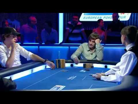 EPT9 - Barcelona 2012 (RUS). Main Event, Final Table . E2