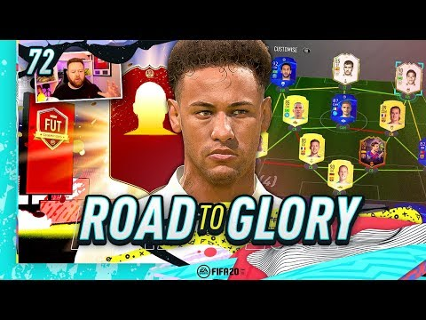 FIFA 20 ROAD TO GLORY #72 - REWARDS DAY!!