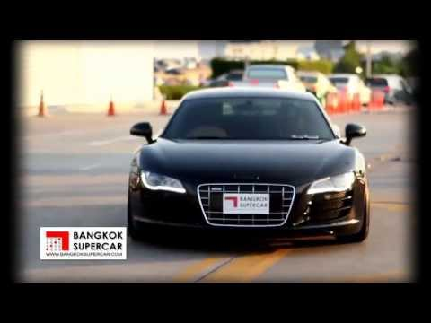 Audi R8 V10 :: Supercar Review By Bangkok Supercar