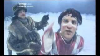 Watch Mighty Boosh Ice Flo video