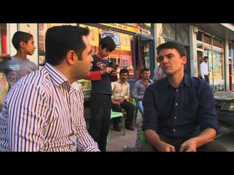BBC News Report : Kurds in Turkey