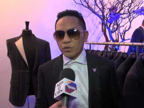Fil-Am designer debuts collection for fashion-forward men