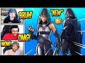 STREAMERS REACT TO *NEW* FATE & OMEN SKINS! *LEGENDARY* Fortnite SAVAGE & FUNNY Moments