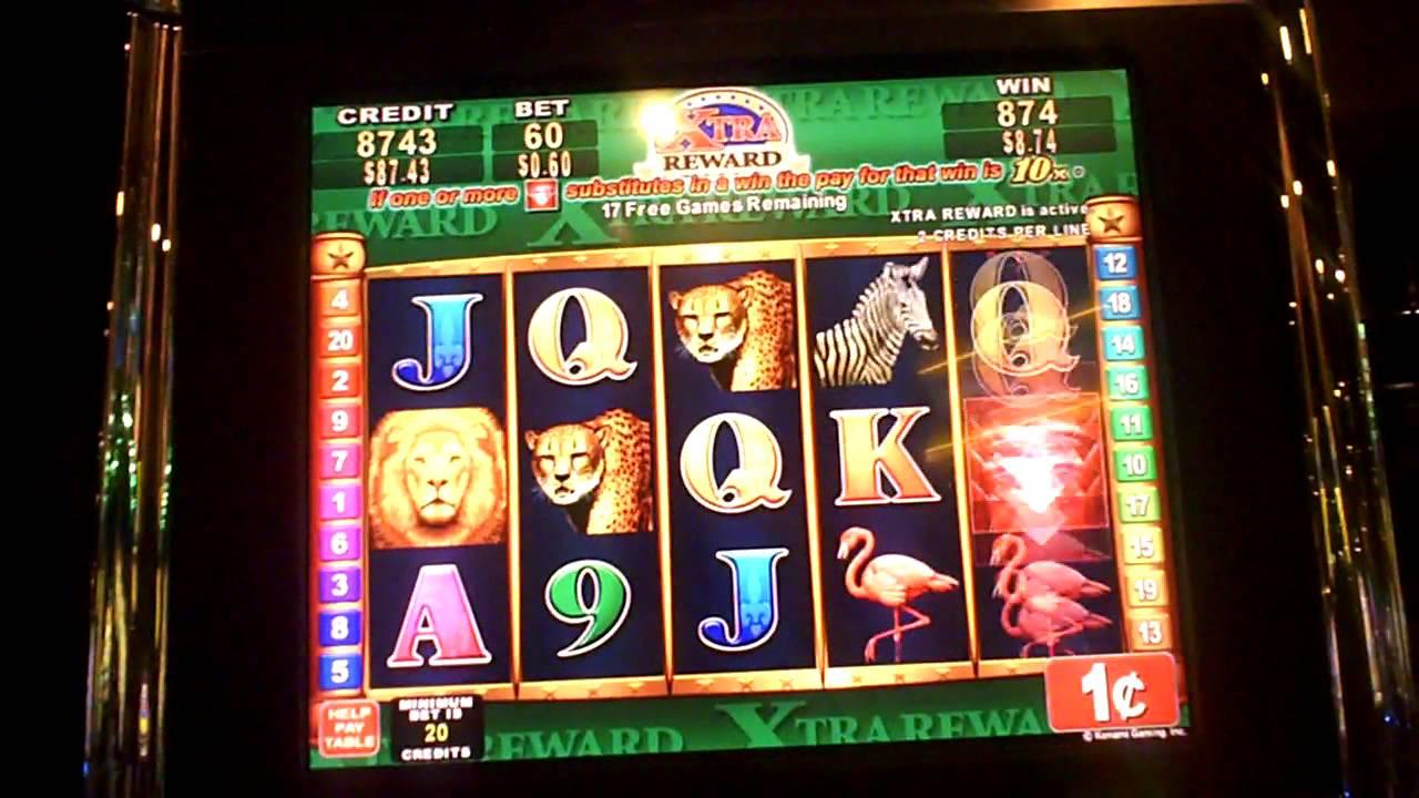 play great africa slot machine