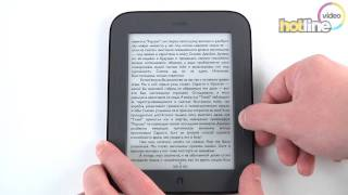Обзор Barnes & Noble NOOK - The Simple Touch Reader