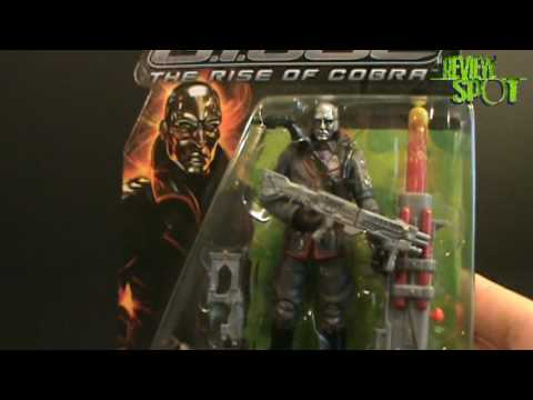 Toy Spot - GIJOE: Rise of Cobra Destro Figure