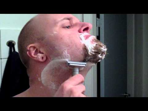 Futur DE razor shave and review