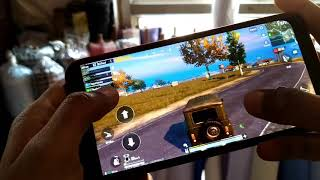 PUBG mobile Gameplay in Poco F1🔥HDR Support?