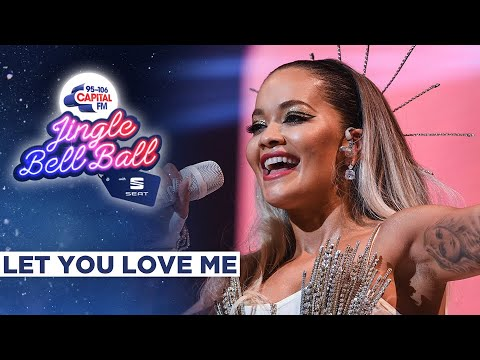 Rita Ora - Let You Love Me Live at Capital39s Jingle Bell Ball 2019  Capital