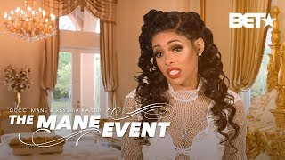Keyshia Demands No Blonde Wigs for her All-White Wedding