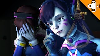 D.VA GETS TRIGGERED! Overwatch Funny & Epic Moments 482