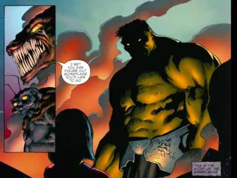 Planet Hulk: Chapter 4. ARMAGEDDON