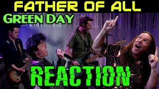 Vocal Coach Reacts To Green Day | Father Of All | Live On Howard Stern | Ken Tamplin