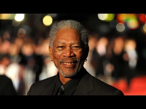 Oscar Opener Morgan Freeman on Success and Education - POWER PLAYERS