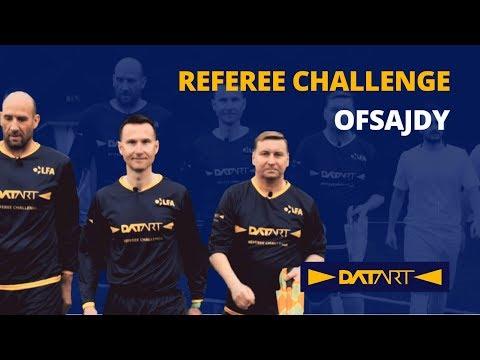 Datart Referee Challenge: Ofsajdy