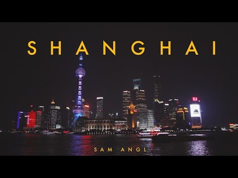 When in Shanghai - by sam angl.