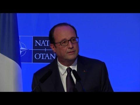 Hollande réagit au livre de Valérie Trierweiler