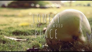 Denny Frust - Lonely In The Crowded Place (Official Video Clip)