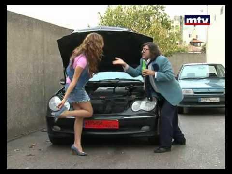 Ktir Salbeh - She3er  / كتير سلبي - شاعر القطرميزي والسيارة