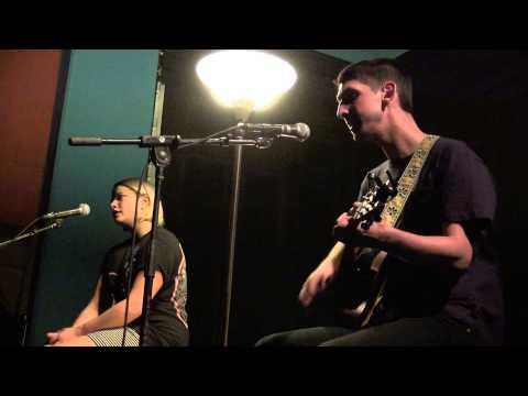 Tigers Jaw - Plane vs. Tank vs. Submarine / I Saw Water (acoustic)