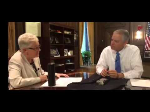 EPA's McCarthy: 'I think it's a valid position' to stop oil, gas, coal production on federal lands