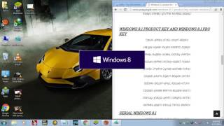 How to get windows 8.1 product key without any software