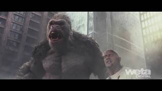 RAMPAGE - Weta Digital VFX Overview
