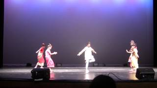 Kid's Bengali Folk Dance