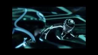 Tron Legacy - Light Cycle Battle