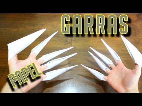 Como fazer coisas de papel  YouTube