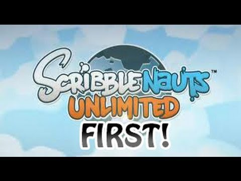 Scribblenauts Primeiro Video