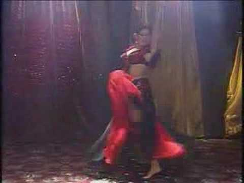 Spanish arab Belly Dance video